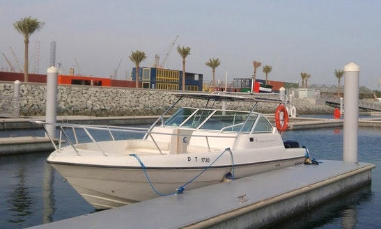 Charter 31' Gulf Craft Bowrider In Dubai, United Arab Emirates
