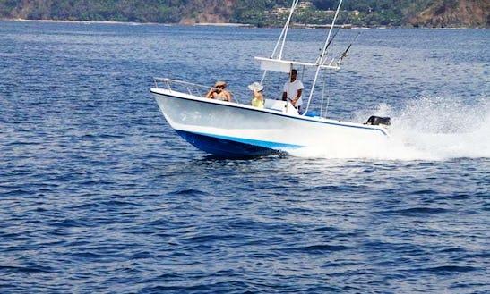 Pipo 26'  - Fishing Boat In Los Sueños