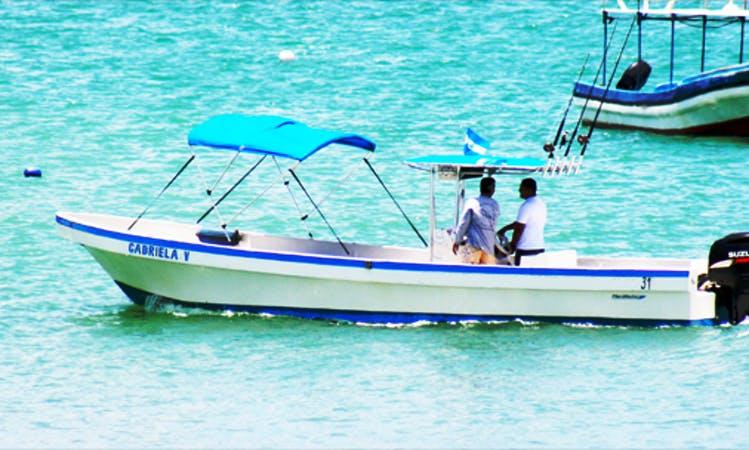 """31' """"Gabriela 5"""" Cruising in San Juan del Sur, Nicaragua"""