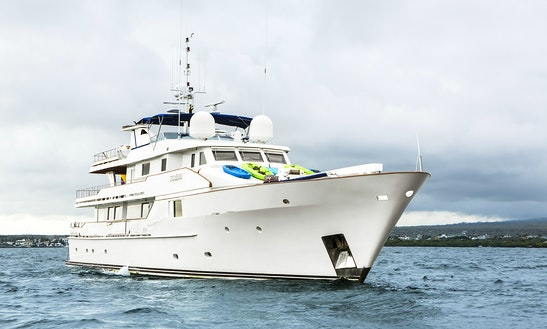 Charter Stella Maris Power Mega Yacht In Quito, Ecuador