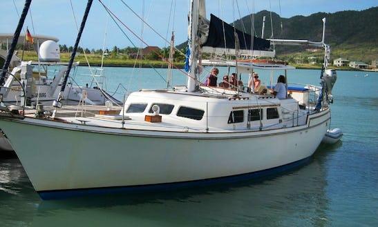 Charter 44' Camelot Cruising Monohull In Saint John's, Antigua