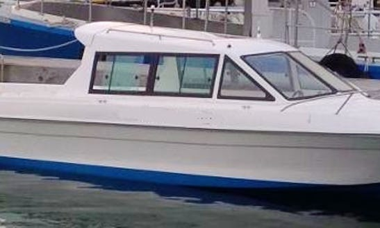 Charter A Water Taxi In Ladyville, Belize