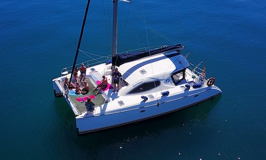 Rent Or Charter Catamaran Nautitech 395 Pro In Malaga, Spain