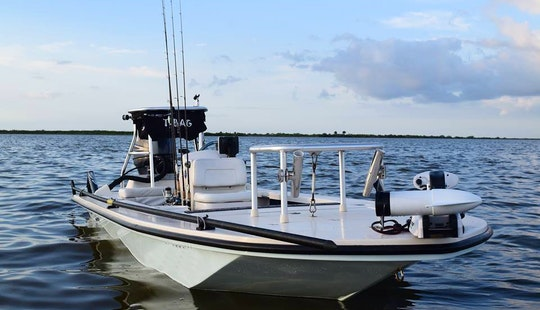 Enjoy Fishing In Oak Hill, Florida  With Captain Mike