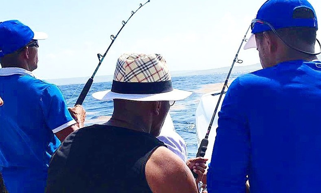 Private deep sea fishing tour in punta cana getmyboat for Deep sea fishing punta cana