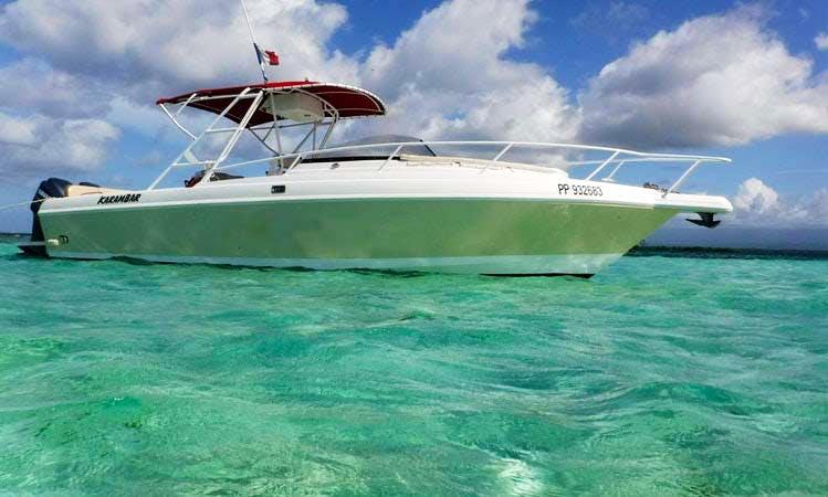 """Karambar"" Boat Excursions in Guadeloupe"