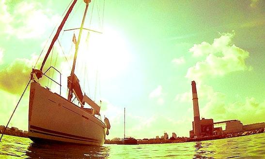 Sailing Charter On 35ft