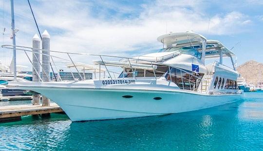 "Loveshack 72"" Bluewater Luxury Yacht"
