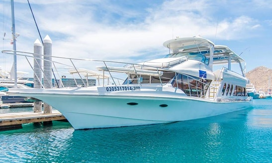 "Loveshack 72"" Bluewater Luxury Yacht"