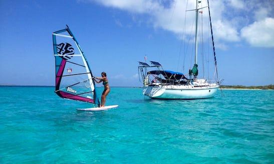 Windsurfing Rental In Le Marin