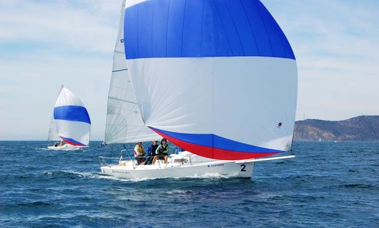 J/80 Performance Sailing Sloop In San Diego