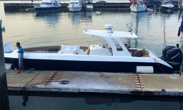 """37' Venom """"Wet Warrior"""" Speed Boat in Lapu-Lapu City"""