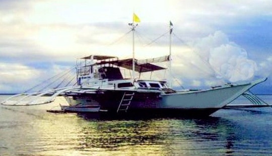 Charter Tharsis Jp Traditional Boat In Lapu-lapu City, Philippines