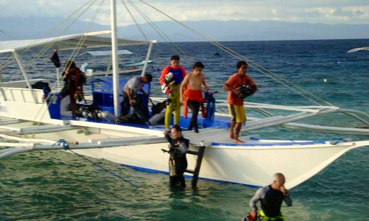 Cruising in Cordova, Philippines