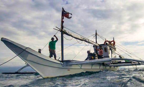 Diving Boat Rental In Ibajay