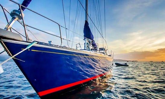 Charter Stargazer Cruising Monohull Boracay, Malay