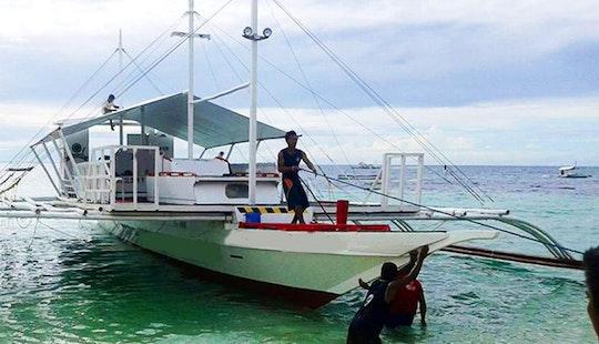 Enjoy Diving In Daanbantayan Island, Philippines