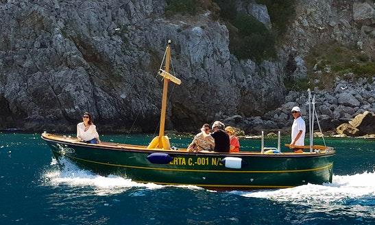 Capri Ciro Boat Ride