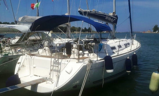 Sloop Rental In Lefkada