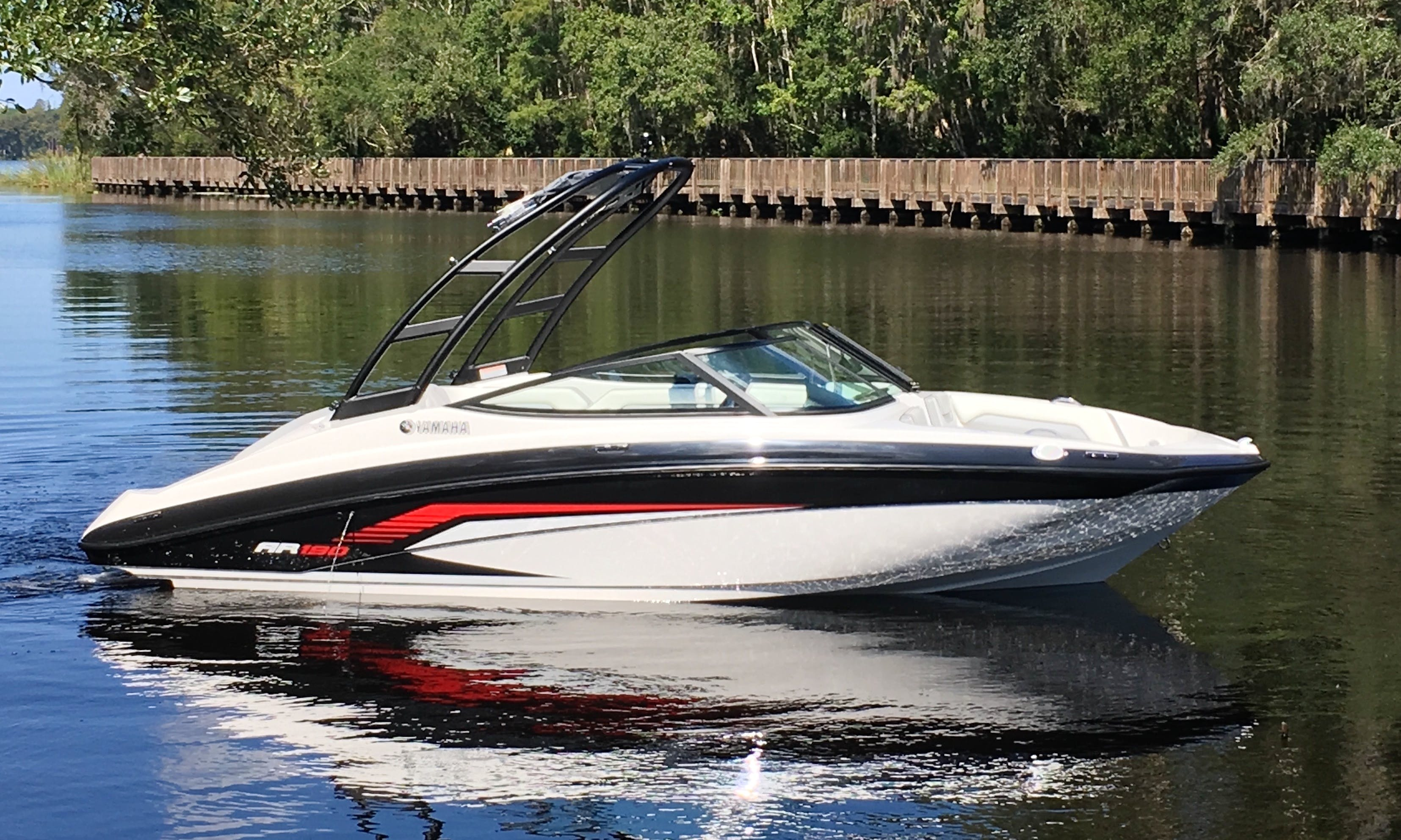 New 2018 Yamaha 19ft Jetboat! Spring Special!
