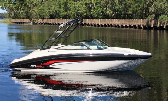 New 2018 Yamaha 19ft Jetboat! Summer Special!