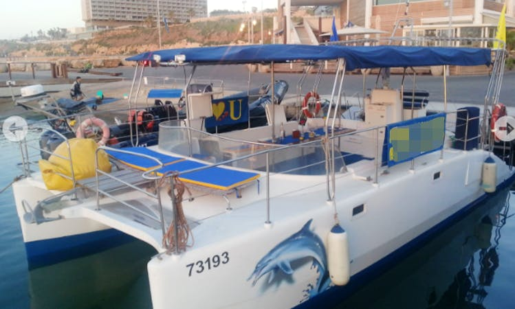 Power Catamaran Rental in Tel Aviv-Yafo