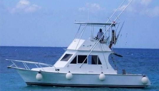 Enjoy Fishing In Quintana Roo, Mexico On Sport Fisherman