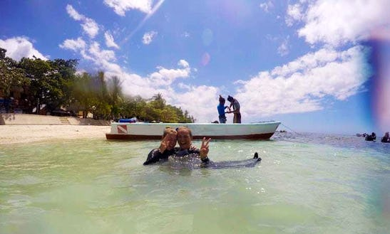 Speedboat Daily Diving Trips In Bohol, Philippines