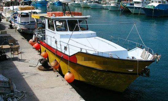 Charter A Passenger Boat In Mġarr, Malta