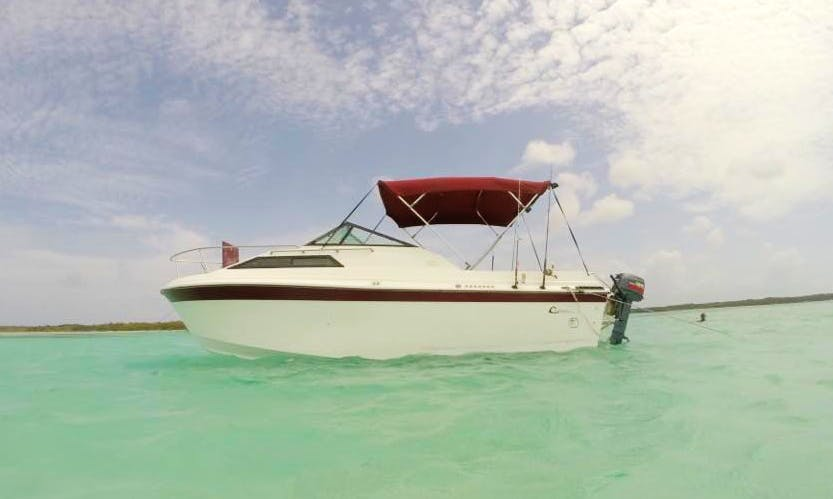 Charter a Motor Yacht in Buccoo, Trinidad and Tobago