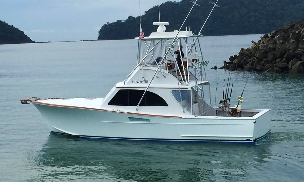 World Class Fishing Charter in Herradura, Costa Rica