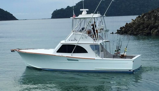 World Class Fishing Charter In Herradura, Costa Rica