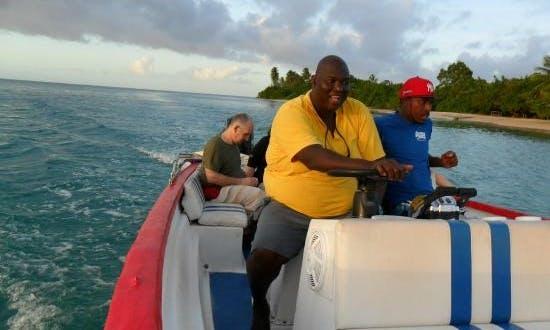 Charter a Center Console in Castara, Trinidad and Tobago