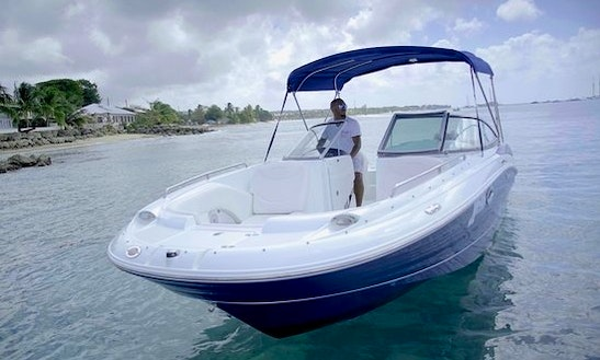 Power Coastal Cruises In Saint Peter, Barbados With Captain Dwayne