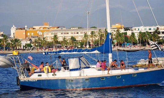 Charter A 12 People Sailboat In Santa Marta, Colombia