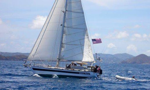 Charter a 12 Person Sailing Yacht with Inflatable Dinghy in Santa Marta, Colombia