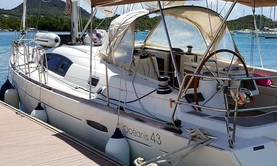 Charter A Cruising Monohull In Gros Islet, Saint Lucia