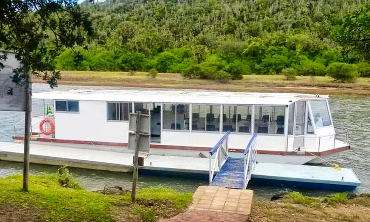 Charter a Canal Boat in Port Alfred, South Africa