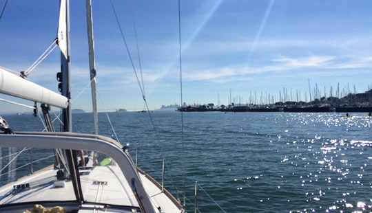 Your Custom Cruise Starts Here! Sail With Cpt. Db For An Unforgettable Experience On The Bay.