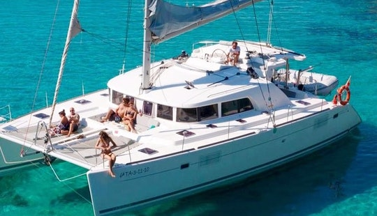 Charter A Cruising Catamaran In Cartagena, Bolivar