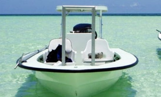 Full Boat Fishing Charter In Freeport, Bahamas
