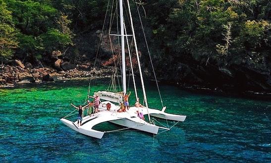 Charter A Trimaran In Schoelcher, Martinique