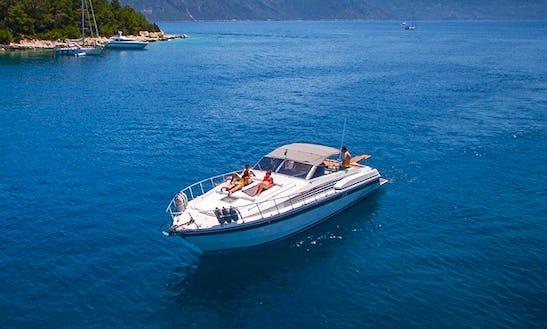 Charter 45' Motor Yacht In Kefallonia, Greece