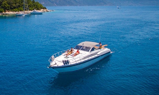 Charter 45' Motor Yacht In Kefallonia, Greece