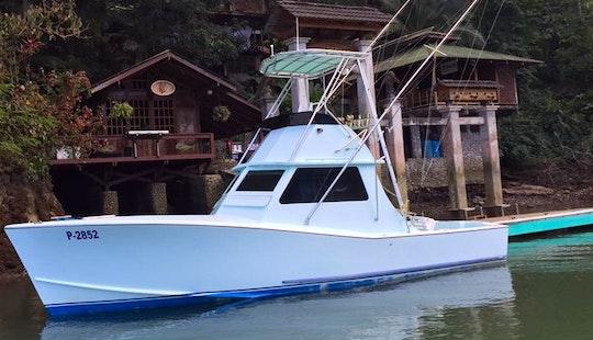 Enjoy Fishing In Puntarenas, Costa Rica On Sport Fisherman