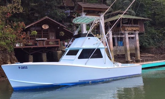 Enjoy Fishing In Puntarenas, Costa Rica On Sport Fisherman