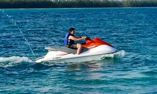 Rent A Jet Ski In Freeport, The Bahamas