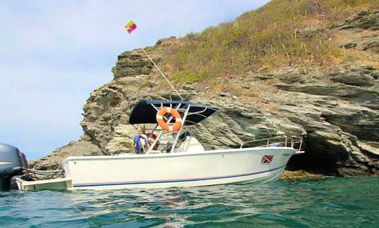 27' Center Console Rental In Santa Marta, Colombia