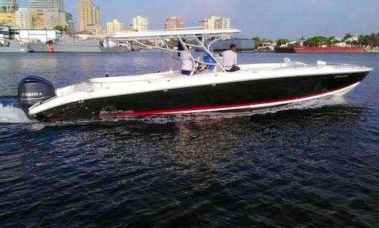 Charter Bravo 410 Boat In Cartagena, Colombia