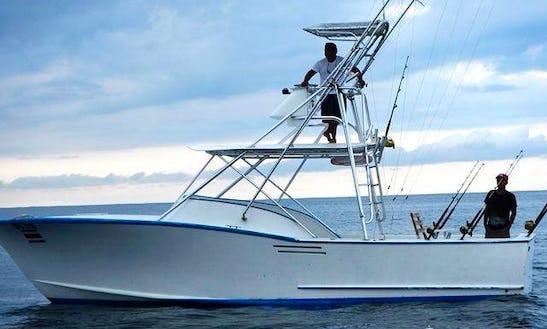 Fishing Trip With Friendly Crew In San José, Costa Rica On Sport Fisherman